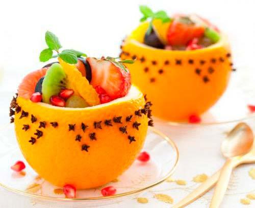 10 полезных низкокалорийных сладостей