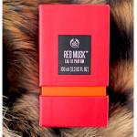 The Body Shop – Red Musk – очень нецветочный аромат. Отзыв, обзор, впечатления