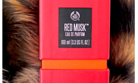 The Body Shop — Red Musk — очень нецветочный аромат. Отзыв, обзор, впечатления
