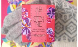Мое новогоднее настроение: перчатки Baon и свеча Arlesienne L`Occitaine