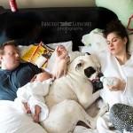 Как на самом деле выглядит семейная жизнь с детьми
