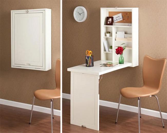 Компактное хранение: необычные дизайнерские идеи для маленькой квартиры