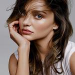 Идеальный макияж: Миранда Керр в Glamour US, Наталья Водянова в Vogue Россия