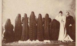 Когда у тебя длинные волосы…)