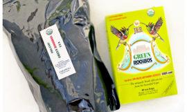 Зеленый ройбуш от Port Trading Co. на iHerb. Обзор, отзыв.