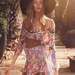 Главные тренды 2015-го – 70-е: Vogue Brazil February