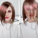Пиксельное окрашивание волос: красить или нет?)