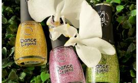 Пронзительная нежность Dance Legend Прованс – Cactus, Sakura, Mimosa. Отзыв, свотчи.