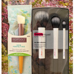 Кисти с iHerb: EcoTools, Skin Perfecting Brush for BB/CC Creams, Real Techniques by Samantha Chapman