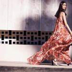 Что актуально сейчас: цветочные принты в Vogue China March