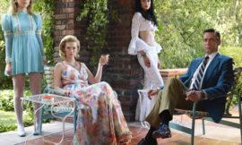 Женские образы в промо финального сезона Mad Men