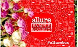 Allurebox #1 Январь. Отзыв