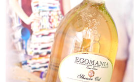 Egomania Shower Oil Vanilla – масло для душа Ваниль. Отзыв.