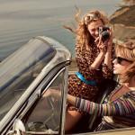 Тренды 2015-го: возвращение бохо-стиля. Harper's Bazaar US March и Vogue US March