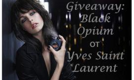 Giveaway: Black Opium от Yves Saint Laurent