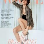 Тренды 2015-го: естественность и пастель. Vogue Korea March 2015