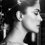Необычное в журналах: ботфорты Натальи Водяновой и украшения на волосах Сальмы Хайек