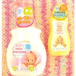 Кьюпи Kewpi Cow Brand – шампунь детский с дозатором и детское молочко-лосьон для тела. Отзыв