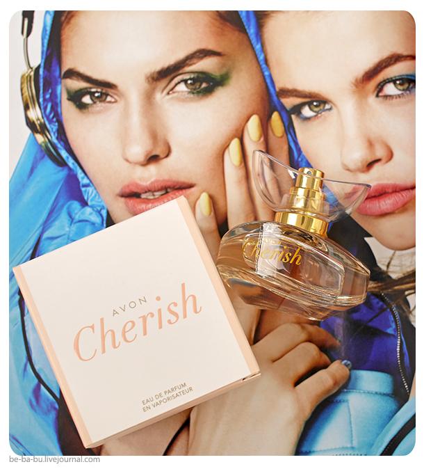 Парфюмерная вода Avon —  Cherish. Отзыв