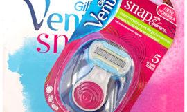 Компактная бритва Gillette Venus Snap with Embrace. Сравнение с другими моделями