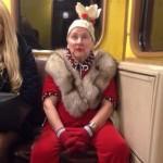 Самые странные образы в московском метро: кандибобера на них не хватает)