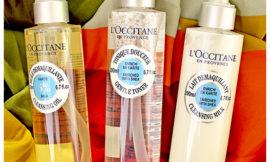 Очищающее масло, молочко и тоник Карите от L'Occitane. Отзыв