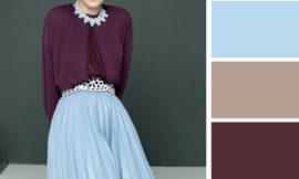 Идеальные цветовые сочетания в одежде и макияже: несколько идей