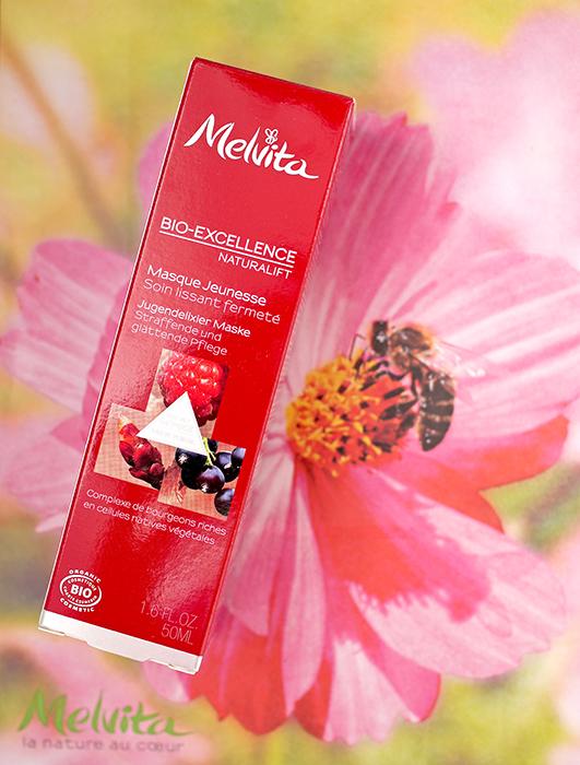 Melvita – омолаживающая маска Bio Excellence Naturalift. Отзыв