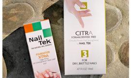 Nail Tek Хtra и Nail Tek Citra III: удачное и не очень средства по уходу за ногтями. Отзыв, обзор.