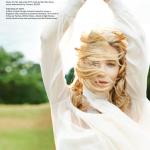 Женщины, которые вдохновляют: Кейт Бланшетт в Porter Magazine и Дженнифер Лоуренс в Marie Claire