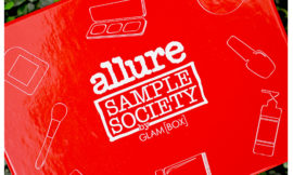 Allure Sample Society by GlamBox №11. Отзыв, обзор.