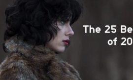 Названы 25 лучших фильмов 2014 года