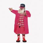 Если бы Санта-Клаус увлекался модой)