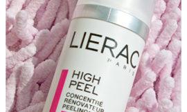 Lierac High Peel пилинг-концентрат Хай Пил. Обзор, отзыв.