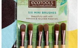 EcoTools, Bamboo Mini Brushes, 6 Brushes. Обзор, отзыв.