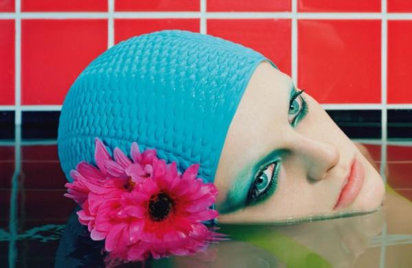 Тенденции: без бровей. Vogue Germany June 2014