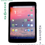 Giveaway планшета PocketBook SURFpad 3 (7,85″)
