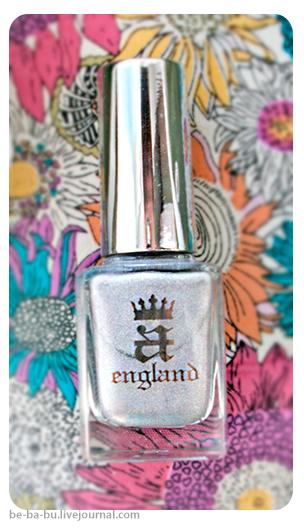 A-England – Fonteyn. Отзыв, обзор, свотчи.