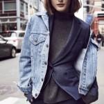 Тенденции: деним. CR Fashion Book May 2014
