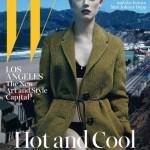 Эмбер Хёрд на обложке W Magazine июнь 2014: Что нам одеться – только подпоясаться!