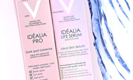 Vichy Idealia Pro VS Vichy Idealia Life Serum. Сравнение, обзор, отзыв.