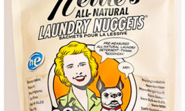 Полезное с iHerb: Nellie's All-Natural, Laundry Nuggets, Unscented. Обзор, отзыв.