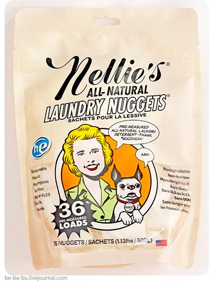 Полезное с iHerb: Nellie