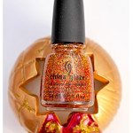 China Glaze Hunger Games Collection – Electrify. Обзор, отзыв.