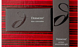 Основа под макияж Primer и консилер-корректор для лица в палетке от Dermosil. Обзор, отзыв.