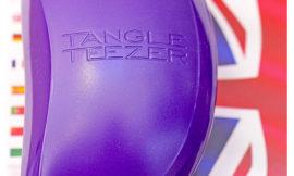 Tangle Teezer Salon Elite Purple Crush. Обзор, отзыв.
