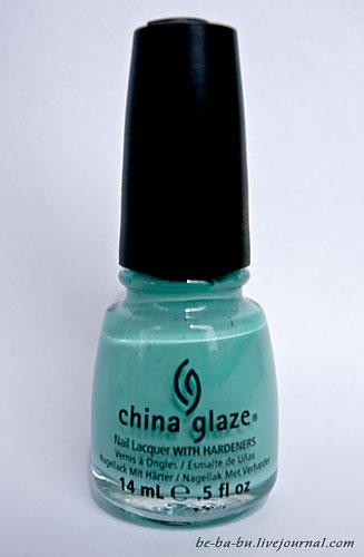 Лак-посвящение Одри Хепберн — China Glaze. For Audrey. Отзыв.