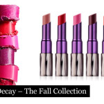 The Urban Decay Fall 2013 Collection