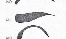 Окрашивание бровей карандашом и тенями: в чем разница?