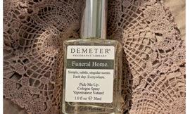"""Чем пахнут покойники: """"Похоронное бюро"""" (Funeral Home) от Demeter Fragrance Library. Обзор, отзыв."""